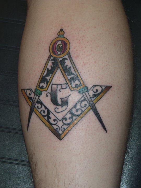 56 mind blowing masonic tattoos