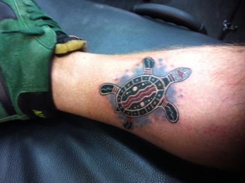 3 Aboriginal Tattoo Designs