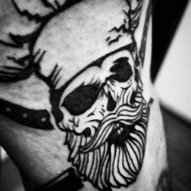 71 Latest Chef Skull Tattoos