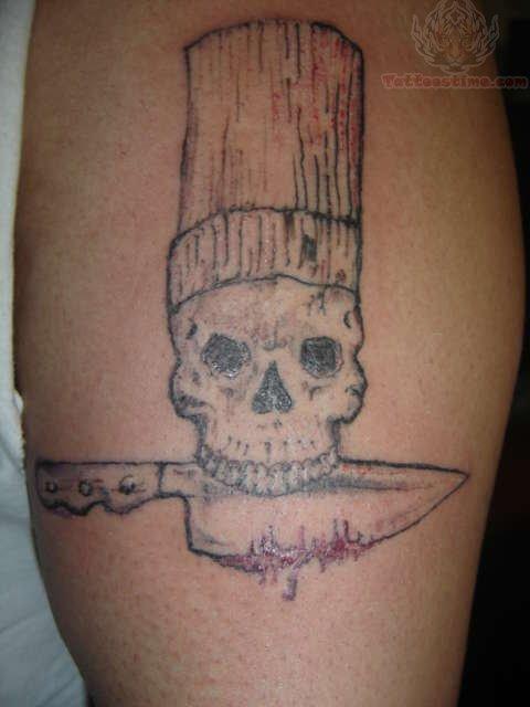 11 Half Sleeve Chef Tattoos