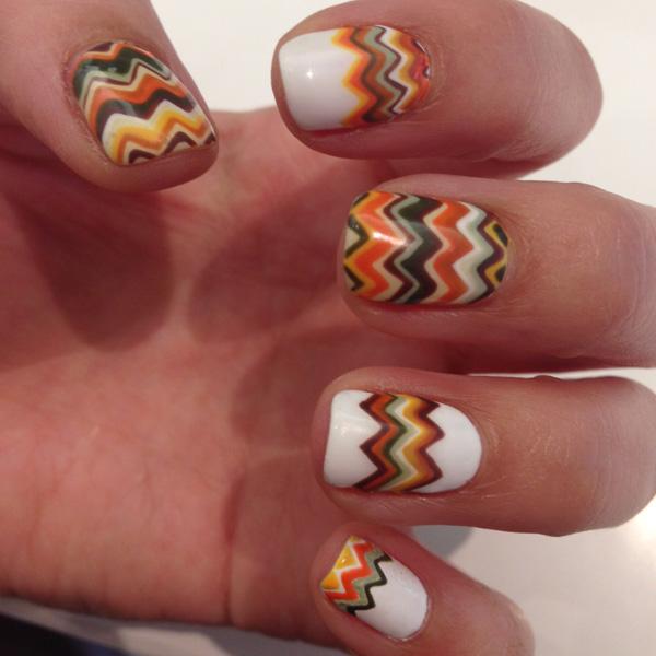 Thanksgiving Nails: 50 Most Beautiful Thanksgiving Nail Art Design Ideas