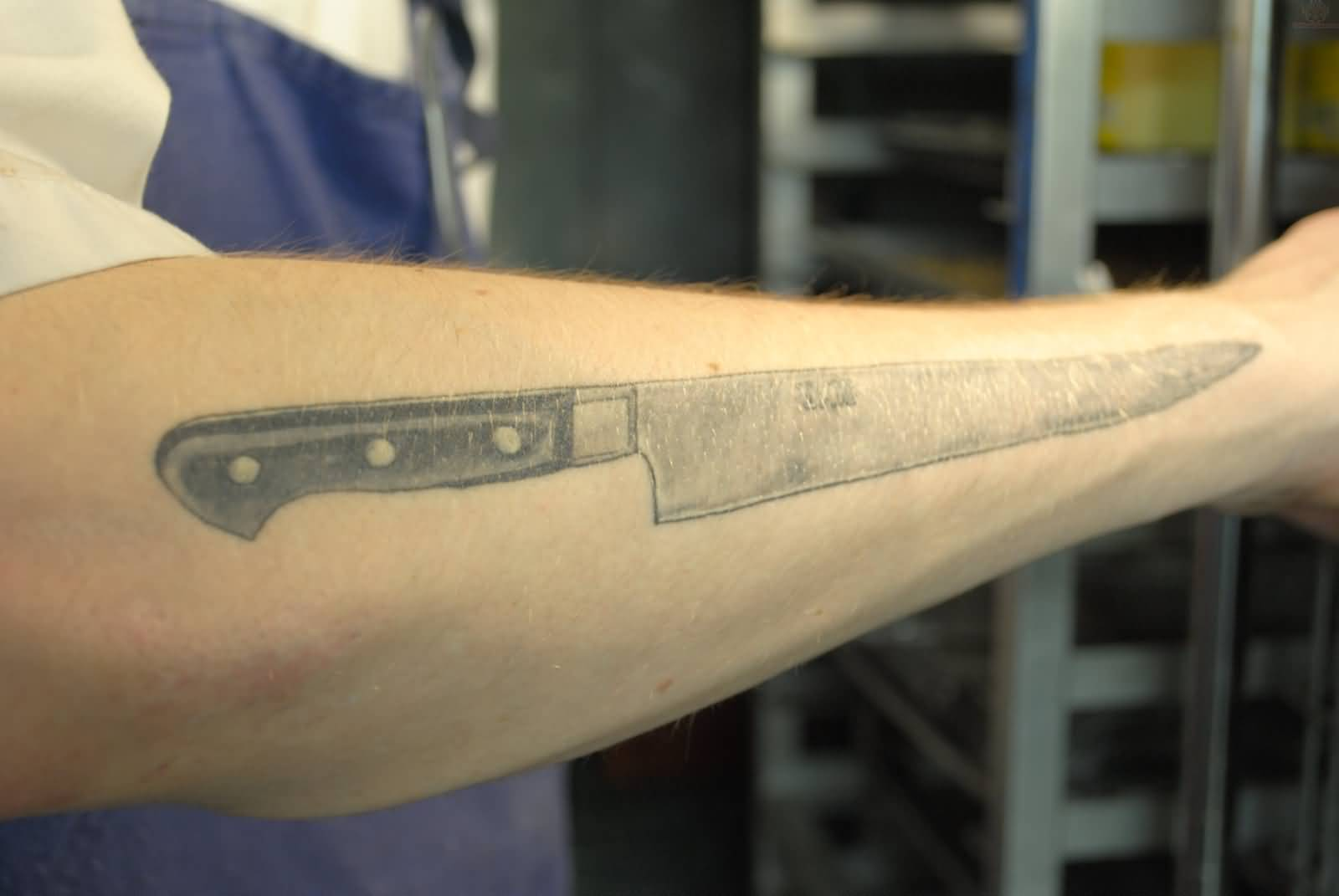 48 Chef Tattoos On Forearm