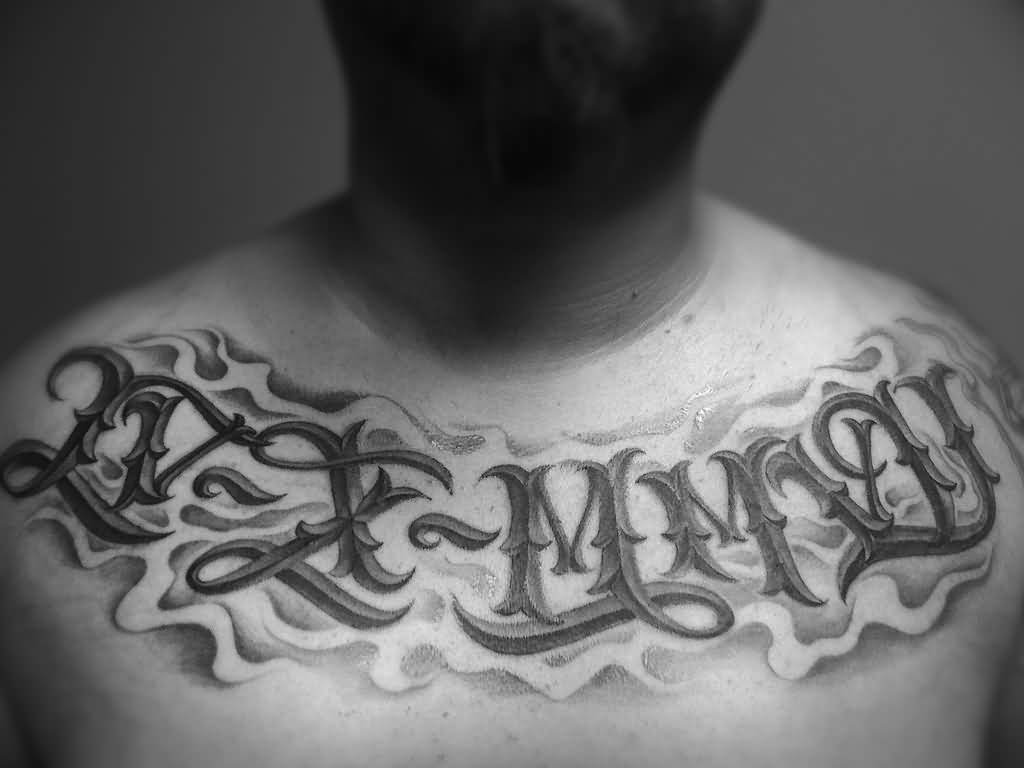21 wonderful roman numerals tattoo designs for Roman numerals tattoo creator