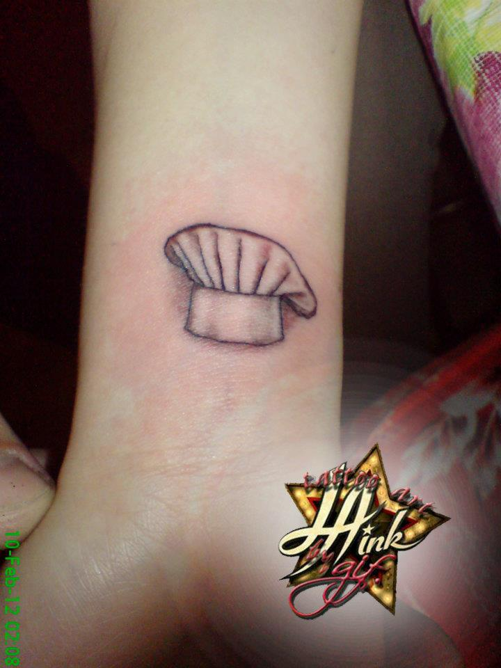 51+ Chef Hat Tattoos  Chef Hat Tattoos