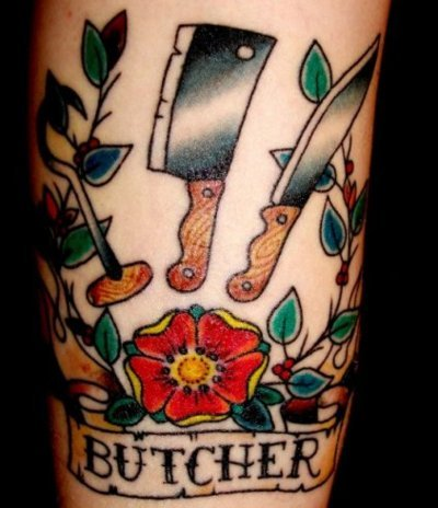 64 Best Chef Tattoos Ideas