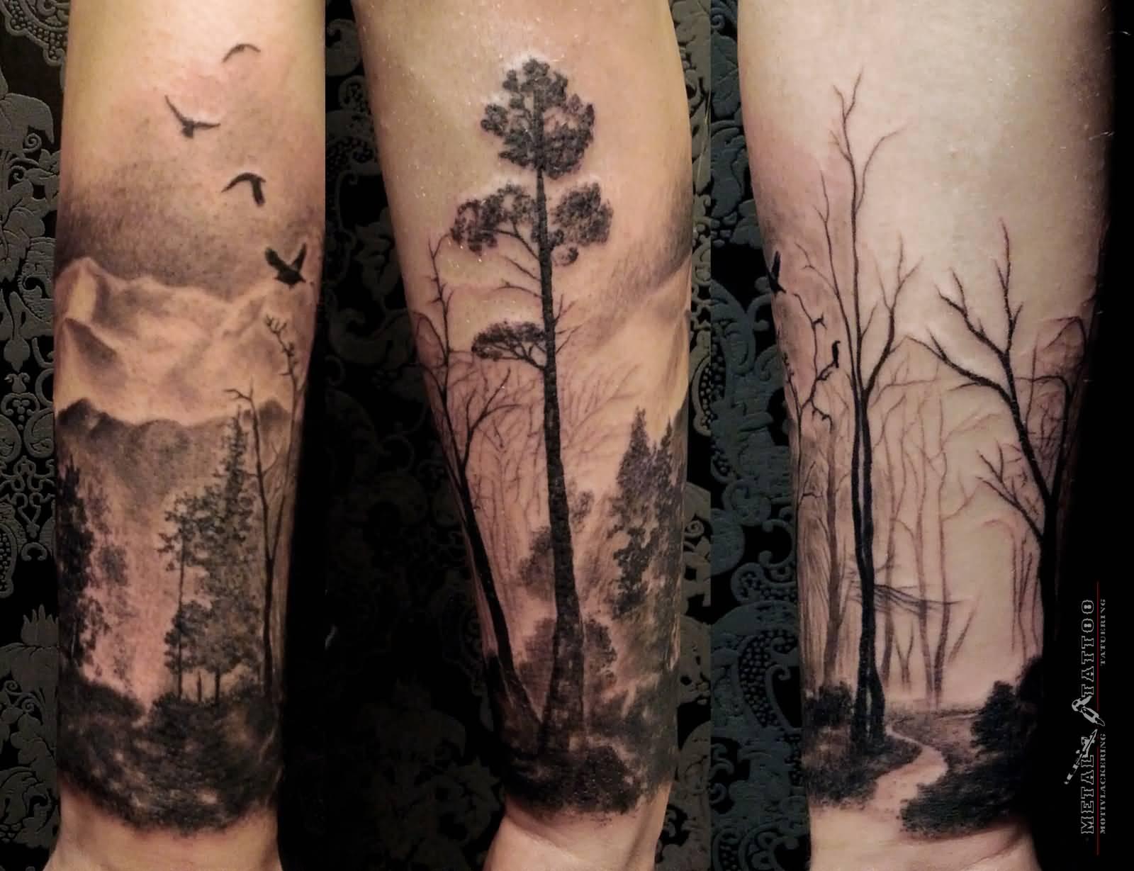 Дерево жизни тату фото, история, факты, смысл