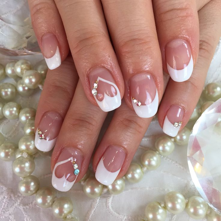 Nails For Wedding: 38+ Latest Wedding Toe Nail Art Design Ideas