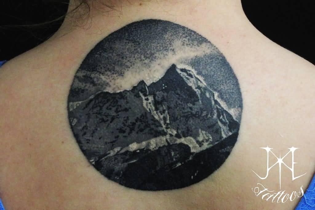 Bear tattoo traditional