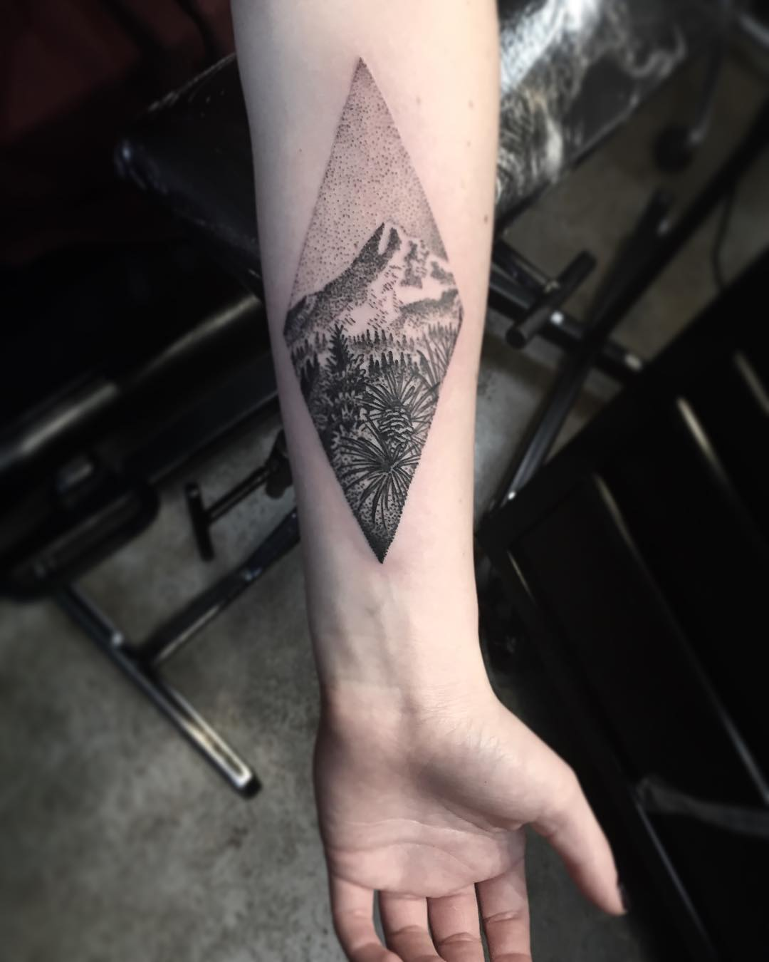 50+ nice sleeve mountain tattoos