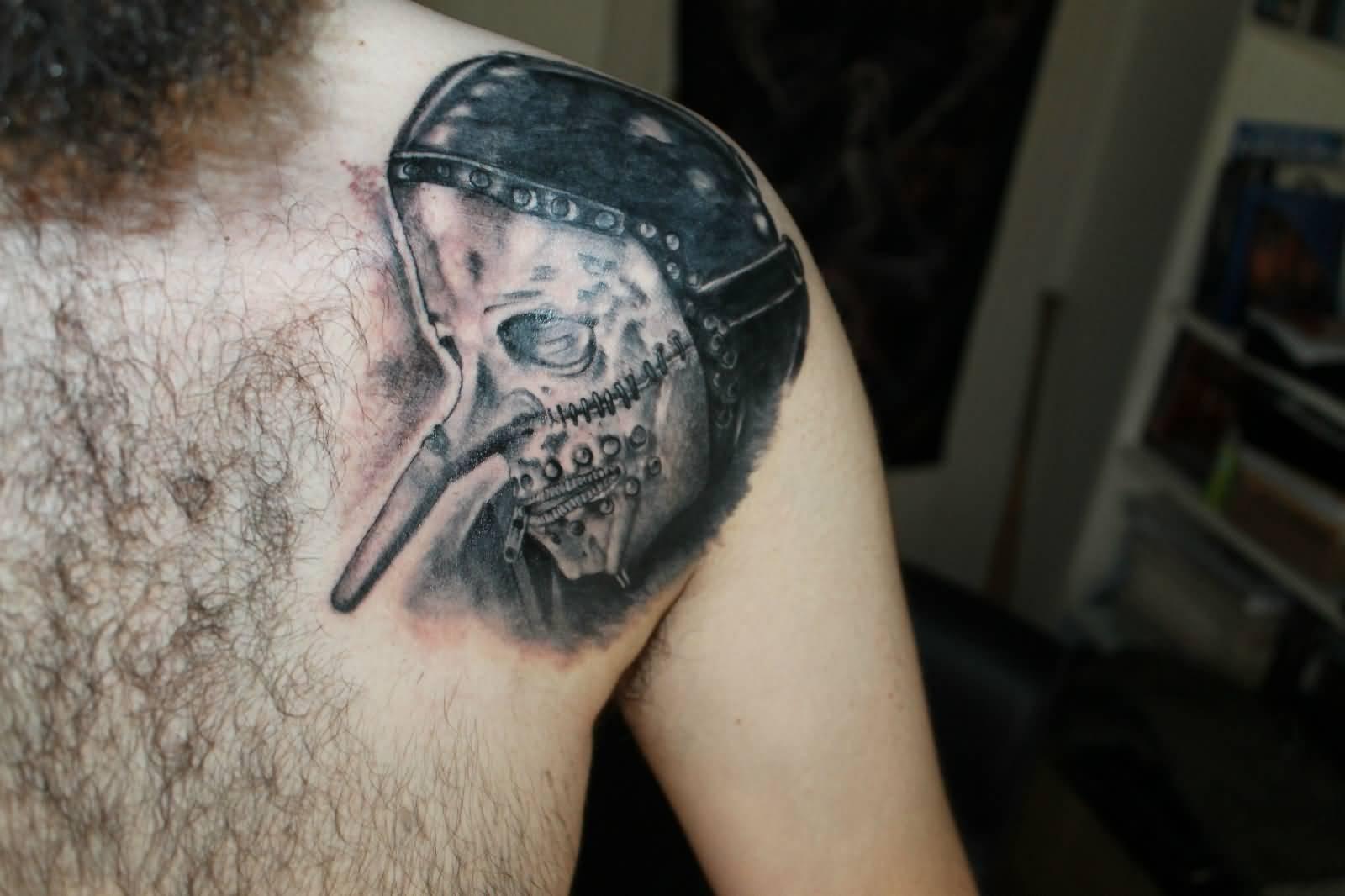 10 slipknot mask tattoos