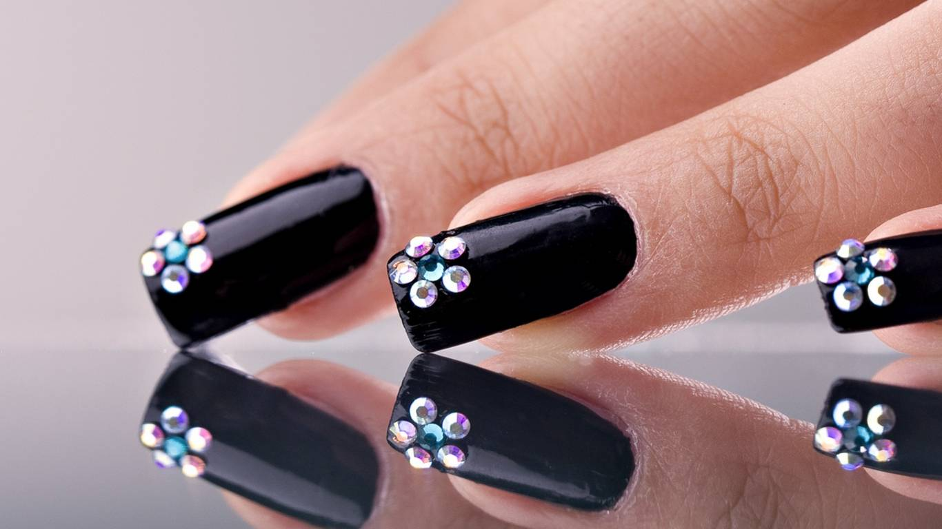 Beautiful nail art wallpapers