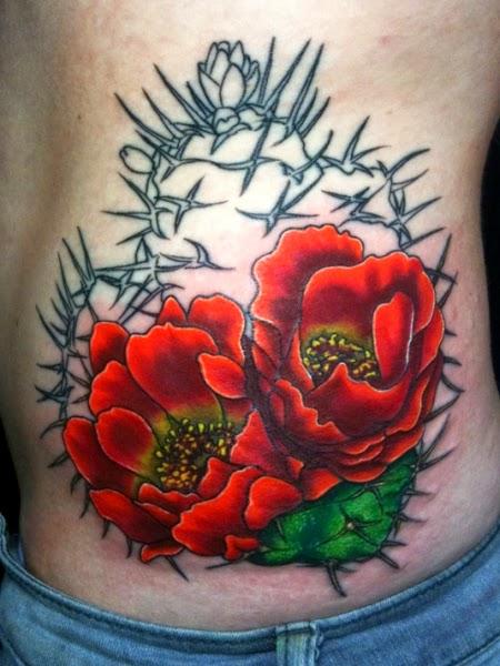 47 saguaro cactus tattoos