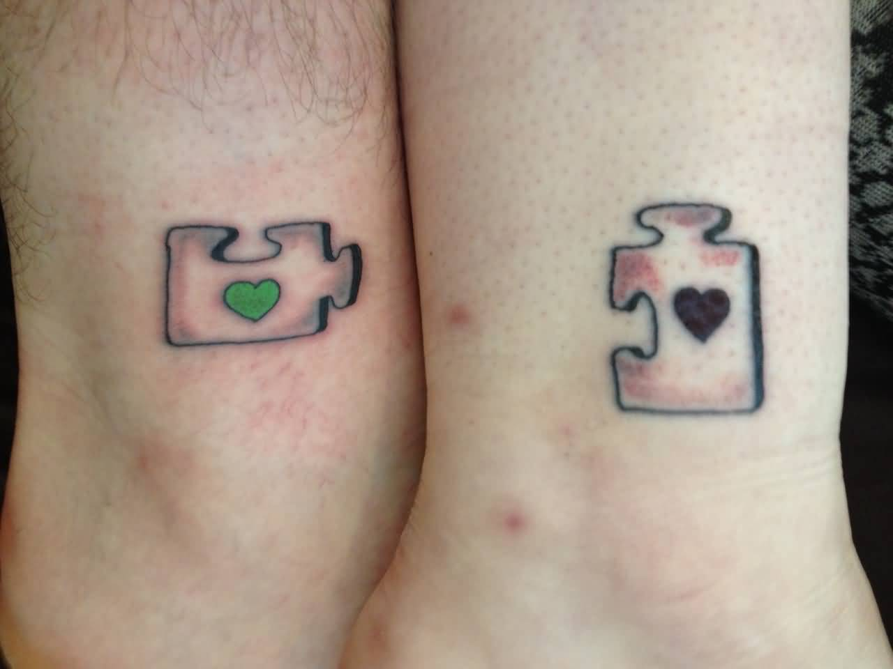 31+ Beautiful Matching Tattoos For Couple