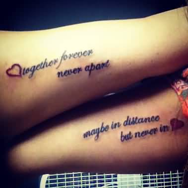 30+ Best Forearm Matching Tattoos