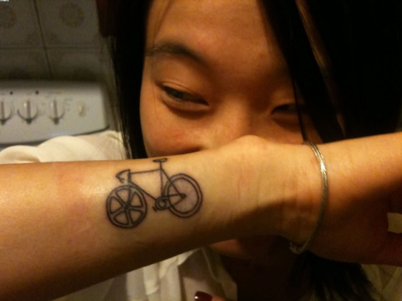 58+ Best Cycle Tattoos Ideas