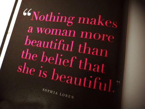 Image result for nothing makes a woman more beautiful