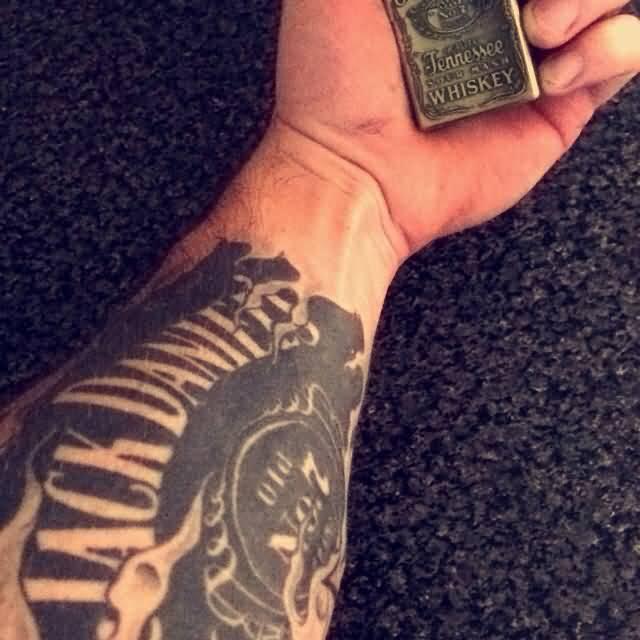 45+ Wonderful Jack Daniels Tattoos Ideas