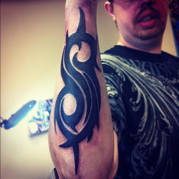 Slipknot Symbol Tattoos