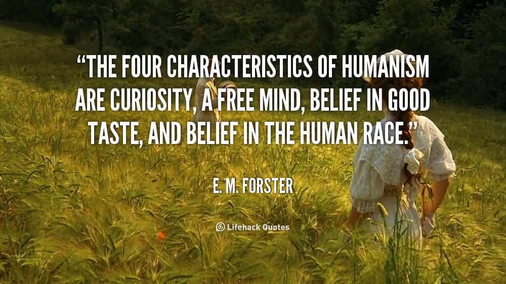 characteristics of humanism