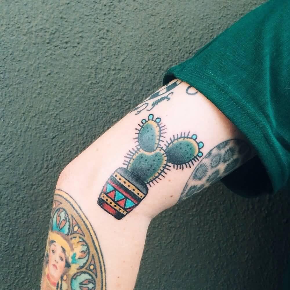 Small Cactus Tattoo: Cactus Tattoos