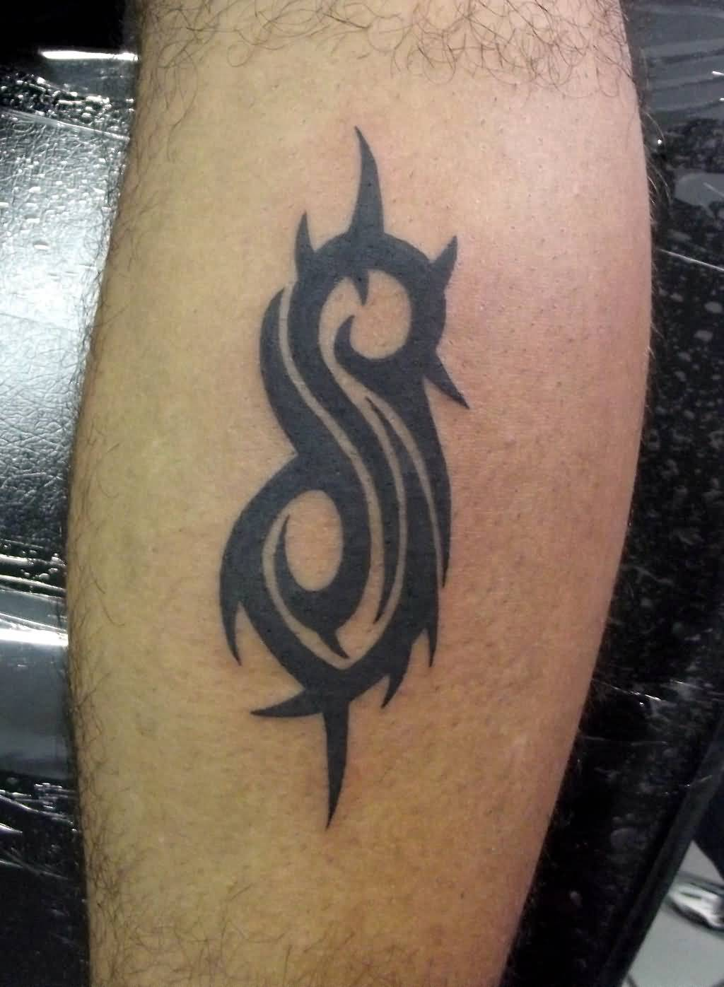 18 amazing slipknot logo tattoos