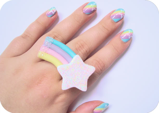 Adorable Pastel Nail Art For Girls - 50+ Most Stylish Pastel Nail Art Designs For Trendy Girls