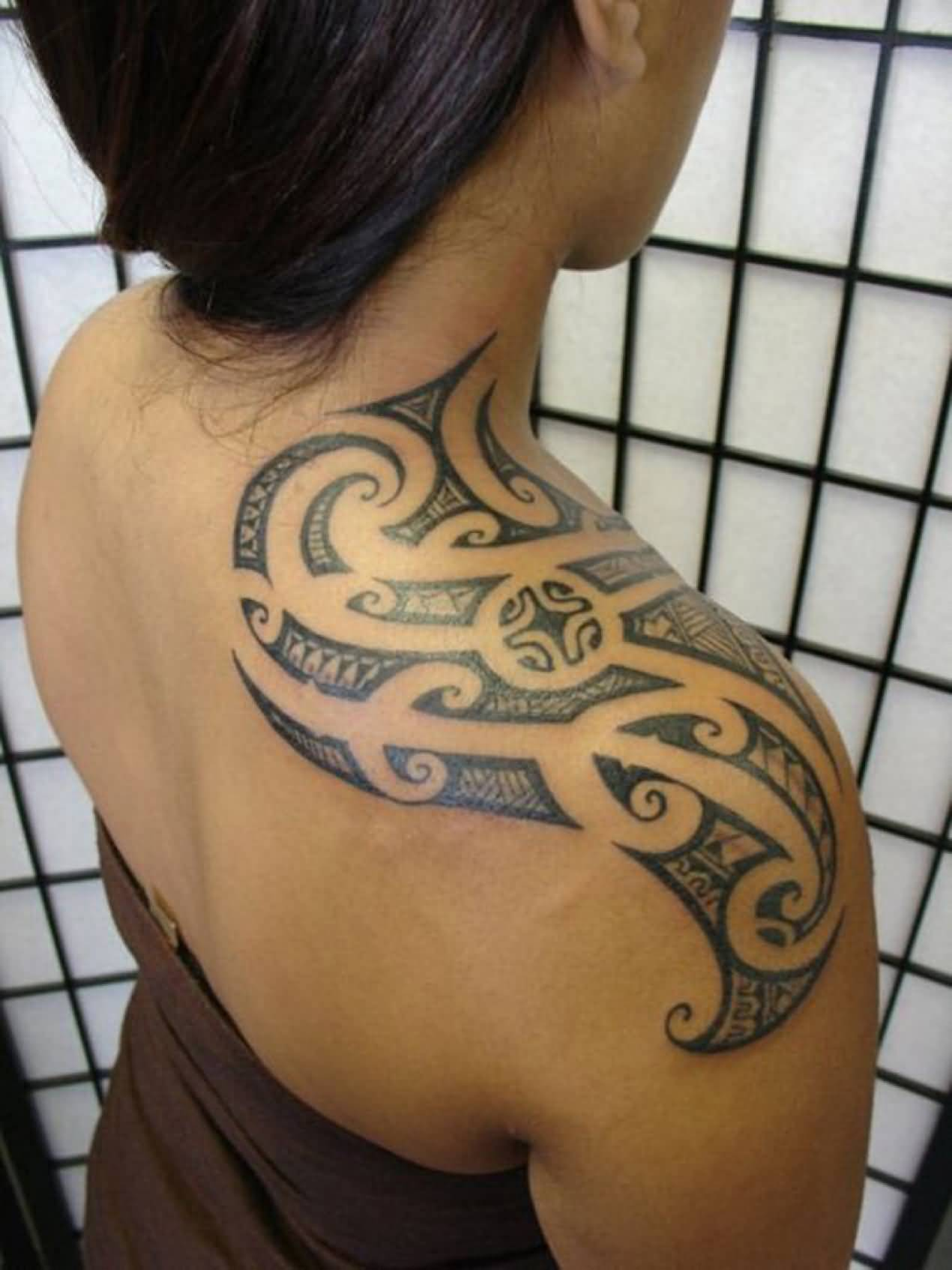 Maori Tattoo For Women: 55+ Best Tribal Tattoos For Women