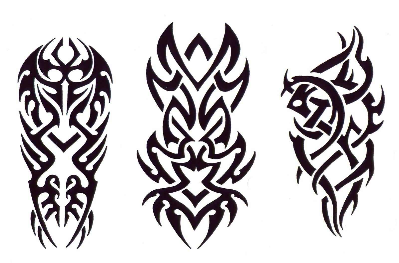 What that Tribal tattoo designs think, that