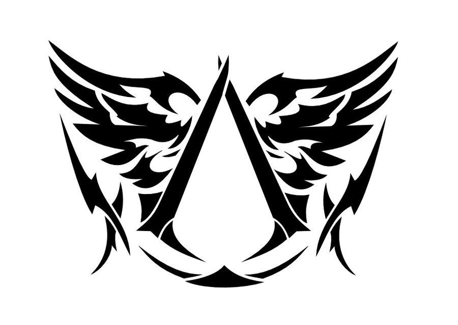 Assassins Creed Tattoo Design By Zombiecupcakex