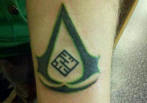 30 Unique Assassins Creed Tattoos