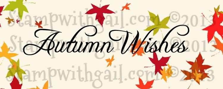 Autumn Wishes Header Image