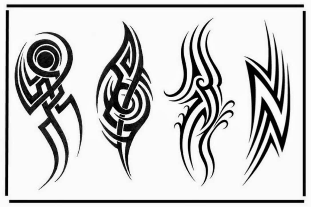 40 latest tribal tattoo designs. Black Bedroom Furniture Sets. Home Design Ideas