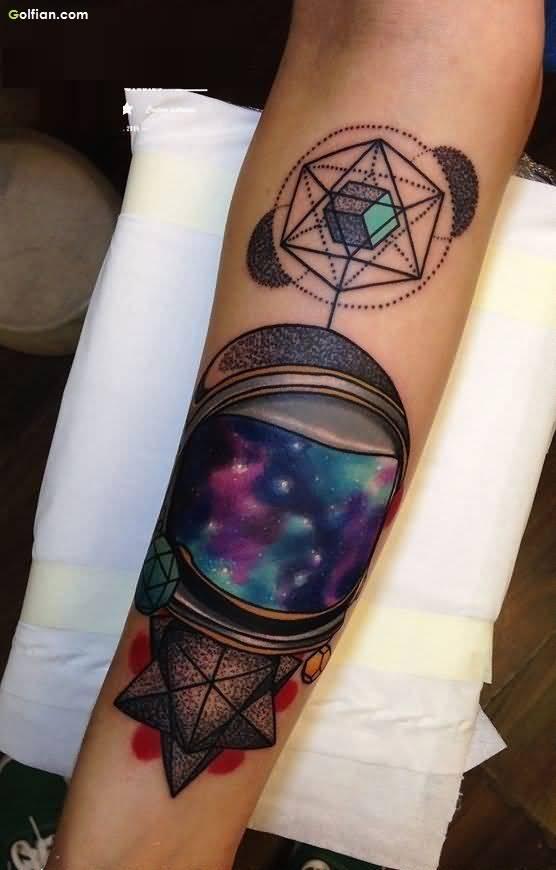 39 wonderful universe tattoos