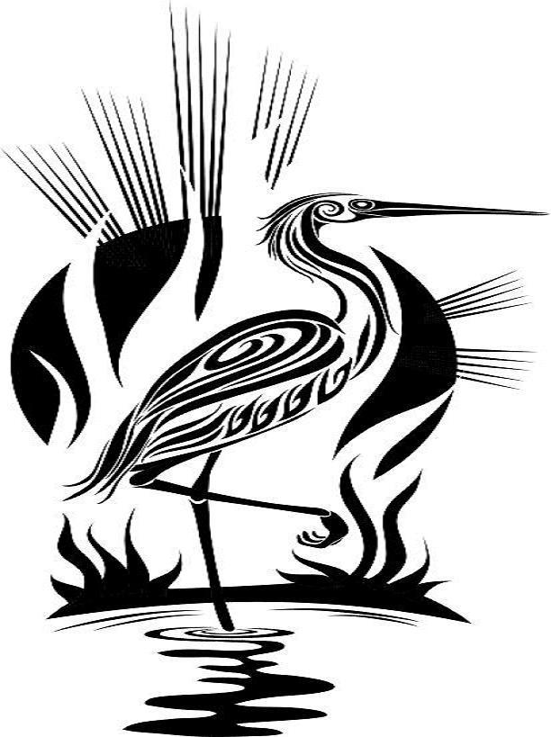 50 tribal birds tattoos. Black Bedroom Furniture Sets. Home Design Ideas