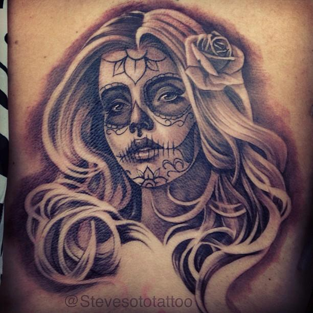 Steve soto tattoos for Chicano tattoo ideas