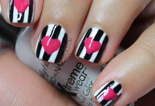 Nail Art Design Strips Gallery Easy Nail Designs For Beginners