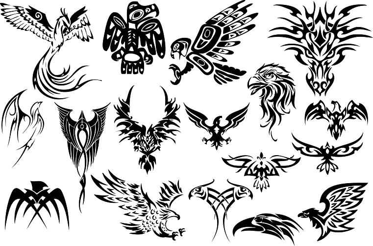 53 Famous Tribal Tattoo Designs