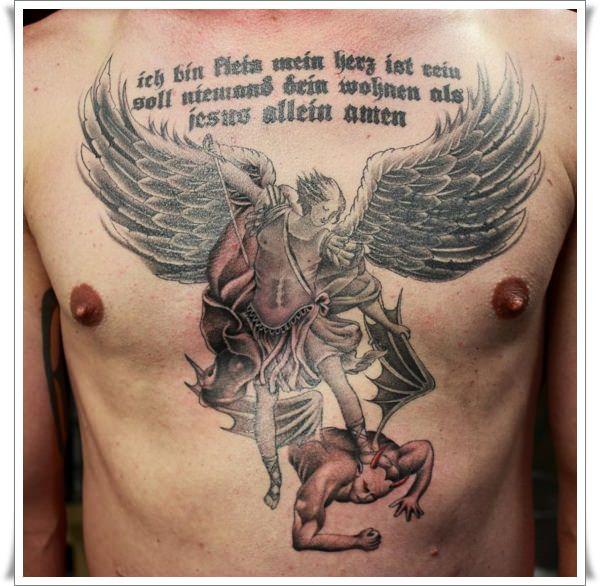 26+ Incredible Catholic Tattoos