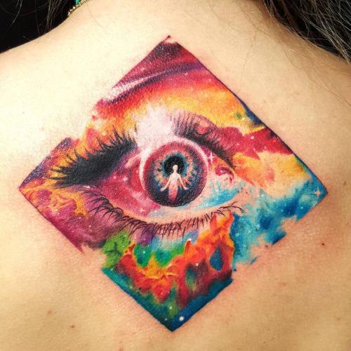 29+ Beautiful Hippie Sun Tattoos