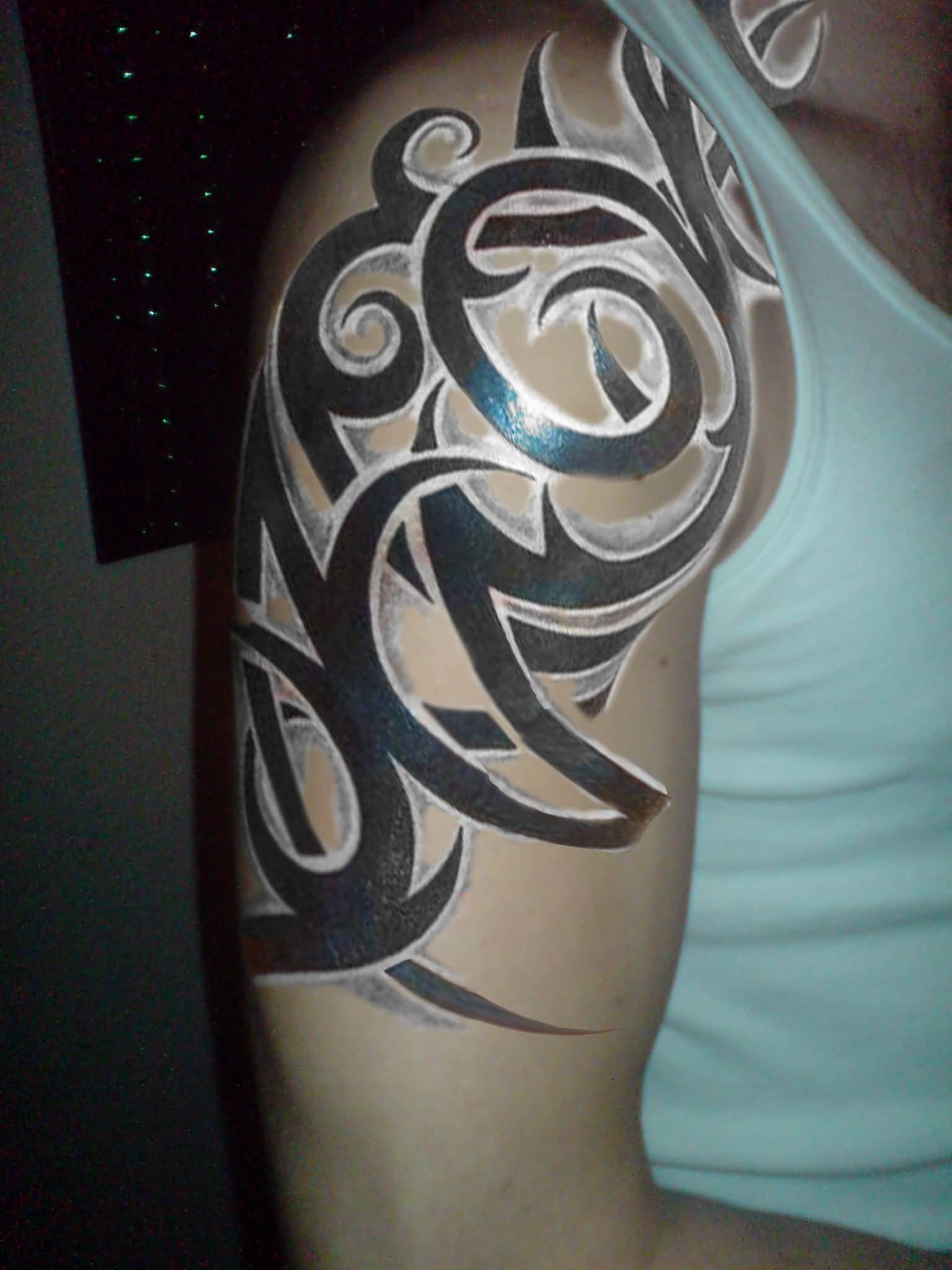 Tribal Tattoo For Arm: 32+ Amazing Tribal Sleeve Tattoos