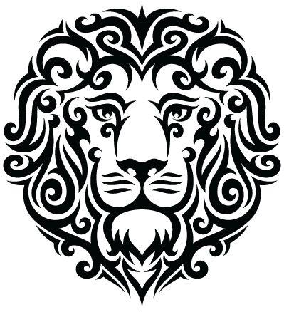 40 tribal lion tattoos. Black Bedroom Furniture Sets. Home Design Ideas