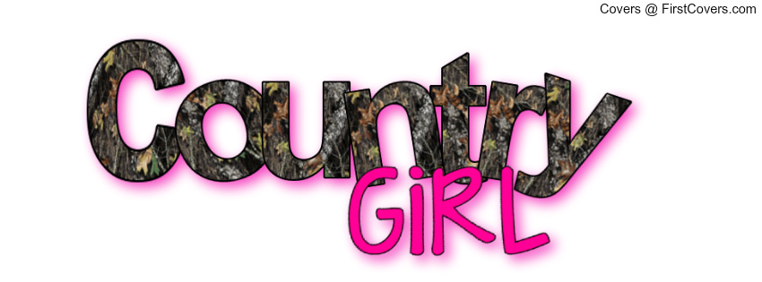 country girl facebook cover picture