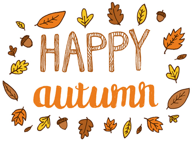 free first day of autumn clipart - photo #11