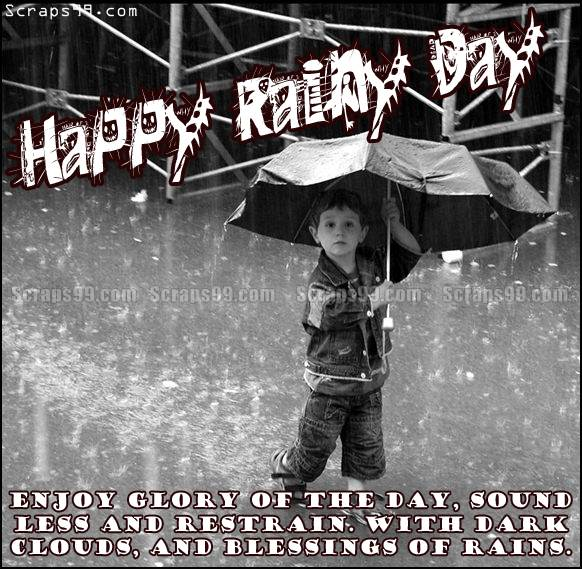 Happy Rainy Day: 55+ Best Rainy Day Wish Pictures And Photos