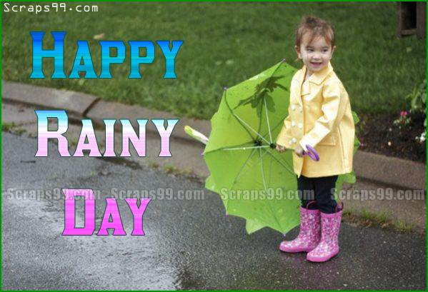 Happy Rainy Day Wallpapers For Facebook