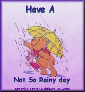 55 best rainy day wish pictures and photos have a not so rainy day winnie pooh picture m4hsunfo