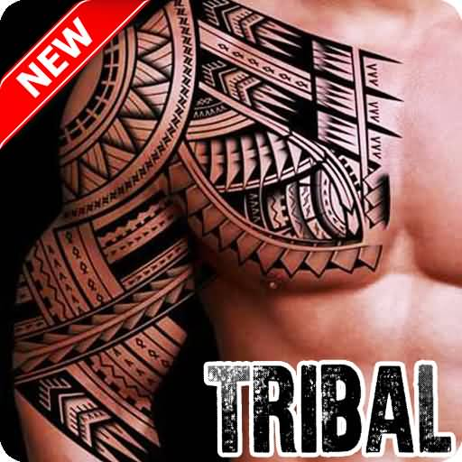48 wonderful tribal tattoos. Black Bedroom Furniture Sets. Home Design Ideas