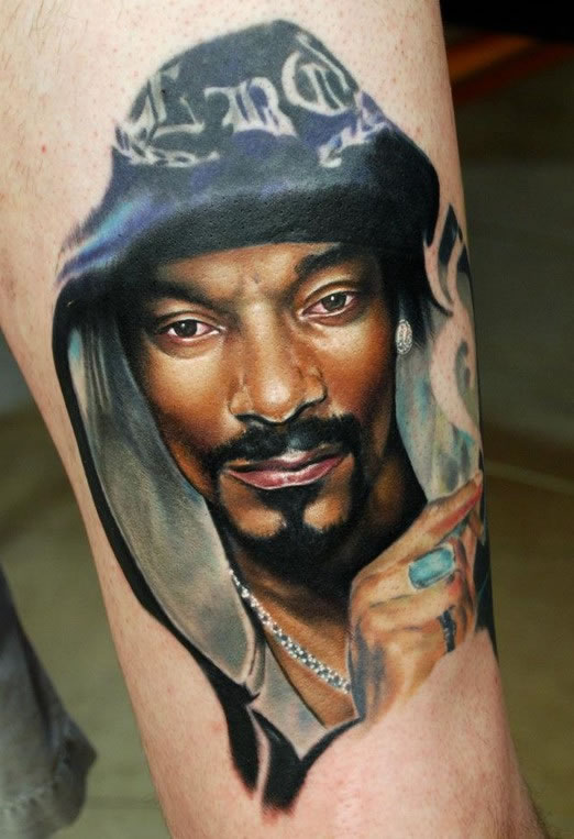 snoop dogg tattoos