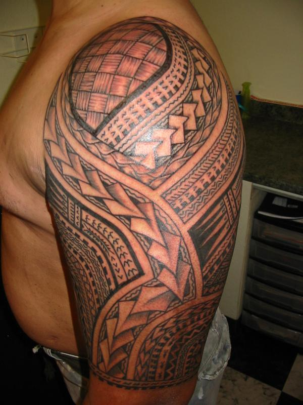 38 incredible samoan tattoos. Black Bedroom Furniture Sets. Home Design Ideas
