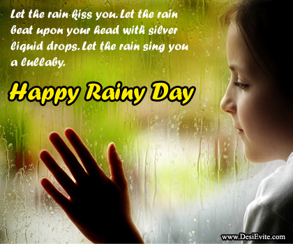 31 most beautiful rainy day wish pictures and photos let the rain kiss you let the rain beat upon your head with silver liquid drops m4hsunfo